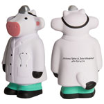 Doctor Cow Stress Reliever