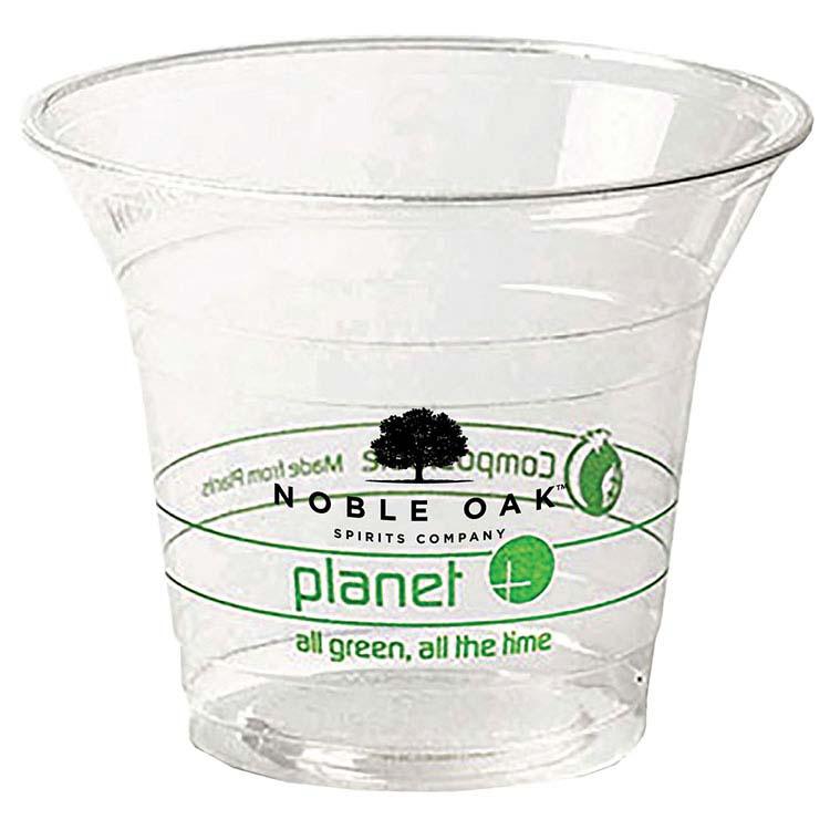 Verre compostable GP 10 oz