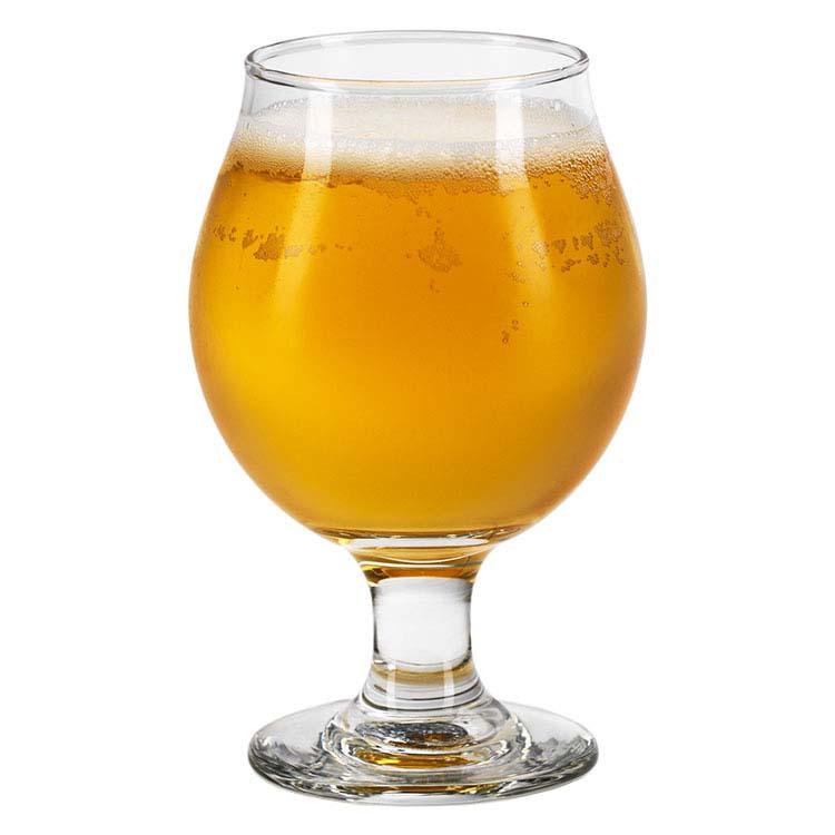Verre à bière empilable Belge 10 oz