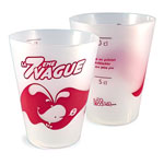 Ecological Plastic Cup 4 oz