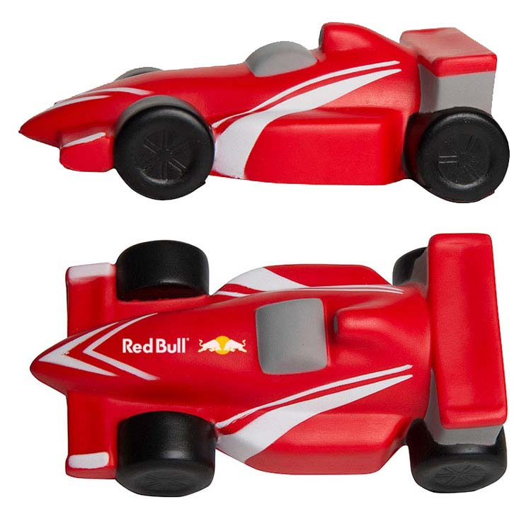 Voiture de course de Formule 1 anti-stress