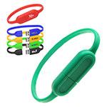 Promotional Silicone USB Bracelet