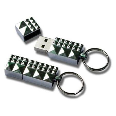 Clé USB avec motif pyramide