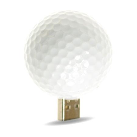 Balle de golf USB