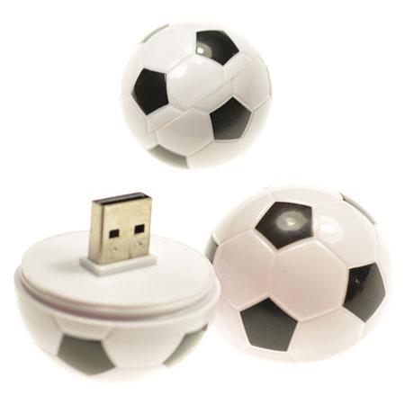 Clé USB ballon de soccer
