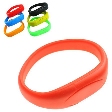 Bracelet USB ovale