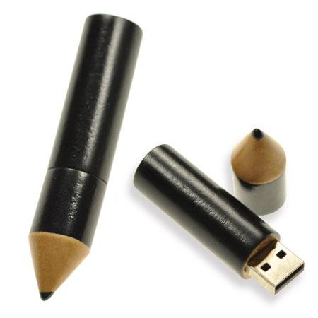 Clé USB en forme de crayon