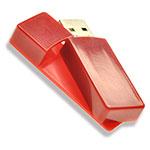 Clé USB pivotante promotionnelle