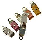 Clé USB promotionnelle fait de cuir