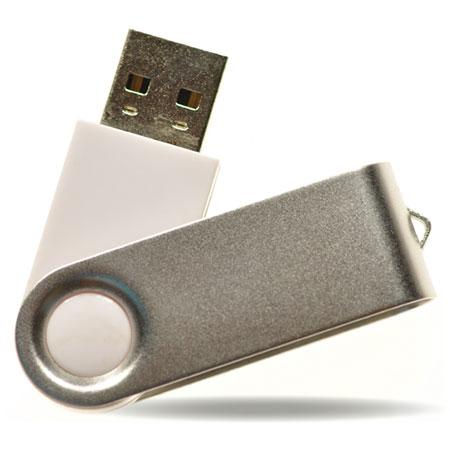 Clé USB promotionnelle pivotante