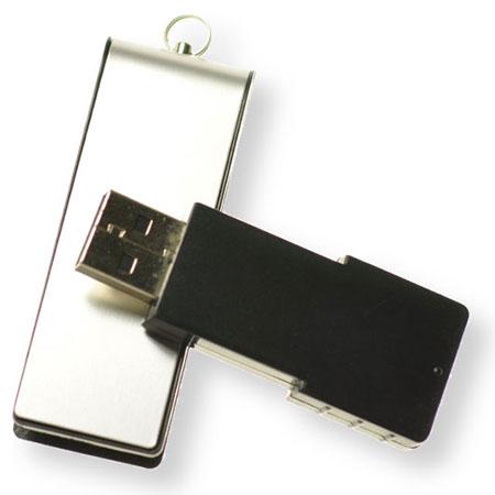 Clé USB promotionnelle plastique aluminium