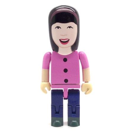 Personnage USB fille