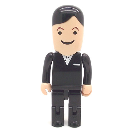 Personnage USB homme